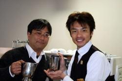 バリスタチャンピオン岡田さん