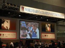世界バリスタ選手権2007